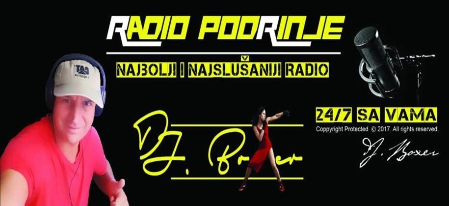 RADIO PODRINJE - Belgija
